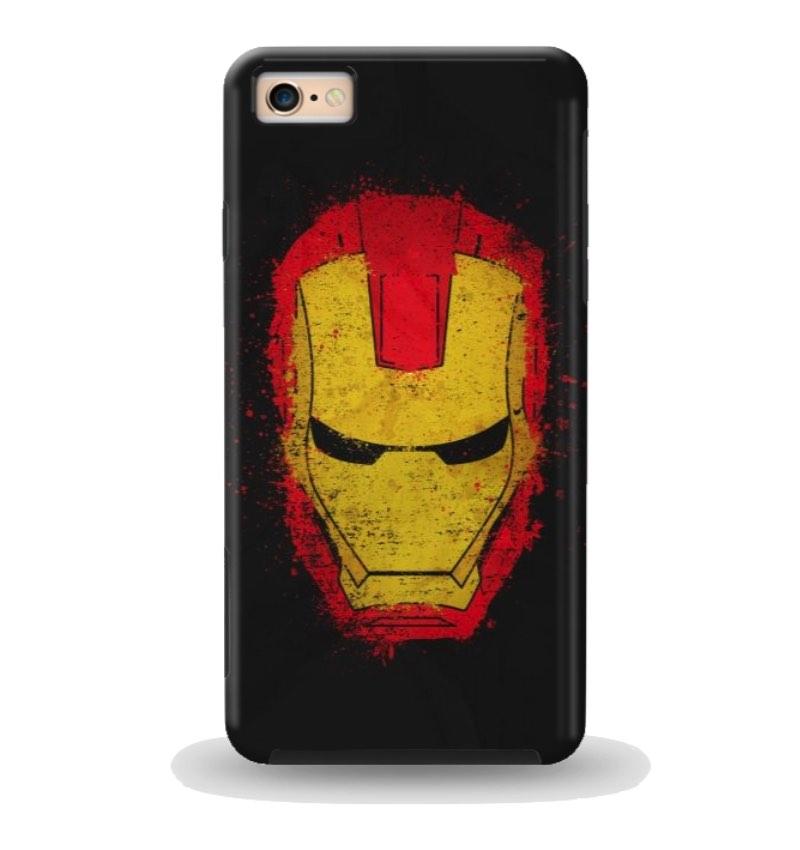 7a9252bd1ee Case iPhone 6S / 6 Iron Man – Accesorios iPhone en Perú / Apple en Perú